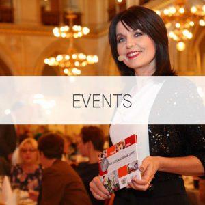 Events mit Moderatorin Sylvia Reim