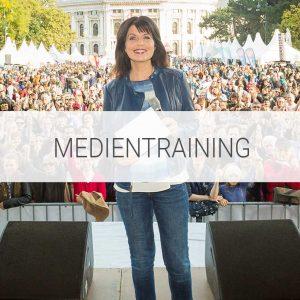Medientraining bei reim7 mit Sylvia Reim in Wien und Umgebung