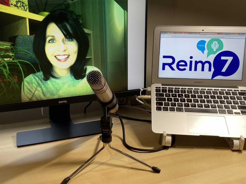 Online Training mit Sylvia Reim