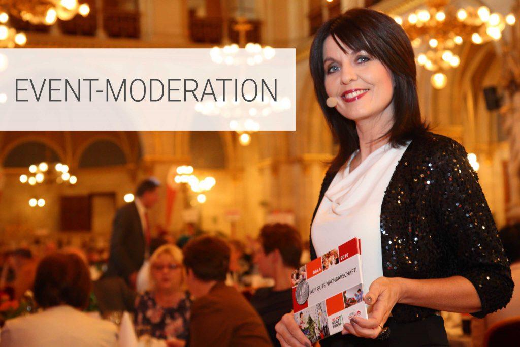 Event Moderation By Sylvia Reim