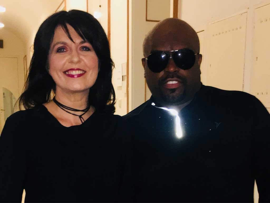 Jazzfest Wien mit Moderatorin Sylvia Reim